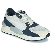 Shoes Men Low top trainers Puma RS-9.8 TN SPACE White / Grey
