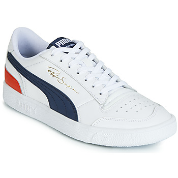 Shoes Men Low top trainers Puma RALPH SAMPSON LO White / Blue / Red