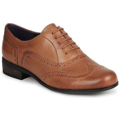 Shoes Women Derby shoes Clarks HAMBLE OAK Brown