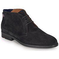 Shoes Men Mid boots Lloyd PATRIOT Black