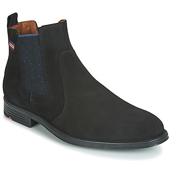 Shoes Men Mid boots Lloyd PATRON Black