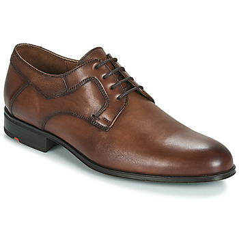 Shoes Men Derby shoes Lloyd LADOR Cognac