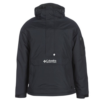 material Men Blouses Columbia CHALLENGER PULLOVER Black