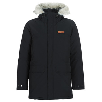 material Men Parkas Columbia MARQUAM PEAK PARKA Black