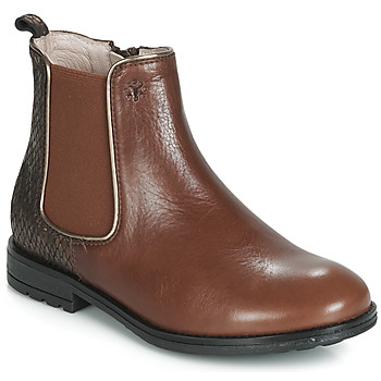 Shoes Girl Mid boots Acebo's SHAPANGA Brown