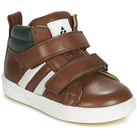 Shoes Boy High top trainers Acebo's 3040-CUERO-C Brown