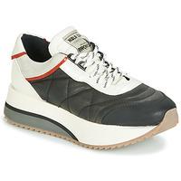 Shoes Women Low top trainers Bronx NOLA ISA Black / Grey