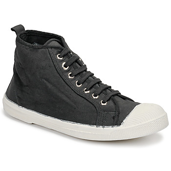 Shoes Women High top trainers Bensimon TENNIS STELLA Carbon