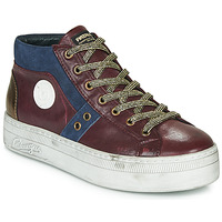 Shoes Women High top trainers Pataugas VERA Prune