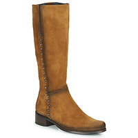 Shoes Women Boots Dorking CRUSCA Brown