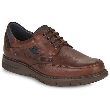 Shoes Men Derby shoes Fluchos CELTIC Brown