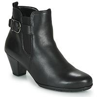 Shoes Women Ankle boots Gabor 3564127 Black