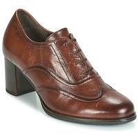 Shoes Women Brogue shoes Gabor 3524122 Brown