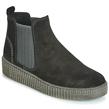Shoes Women Mid boots Gabor 3373117 Black