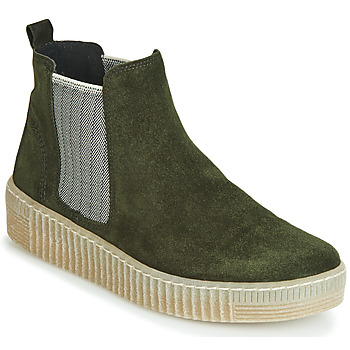 Shoes Women Mid boots Gabor 3373111 Green