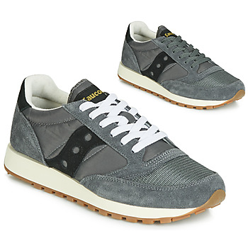 Shoes Men Low top trainers Saucony JAZZ ORIGINAL VINTAGE Grey / Black