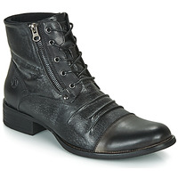 Shoes Men Mid boots Kdopa MANSHESTER Black
