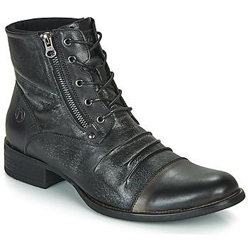 Shoes Men Mid boots Kdopa MANSHESTER Black