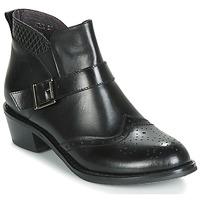 Shoes Women Mid boots Kdopa INNA Black