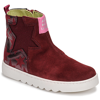 Shoes Girl Mid boots Agatha Ruiz de la Prada HOUSE Bordeaux