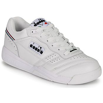 Shoes Low top trainers Diadora ACTION White