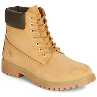 Shoes Men Mid boots Lumberjack RIVER Honey