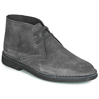 Shoes Men Mid boots Lumberjack BEAT Grey