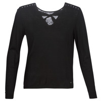 material Women jumpers Kaporal PIKOU Black