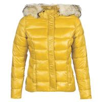 material Women Duffel coats Kaporal PERLE Yellow