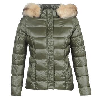 material Women Duffel coats Kaporal PERLE Kaki