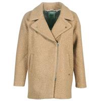 material Women coats Kaporal DALIA Beige / Brown