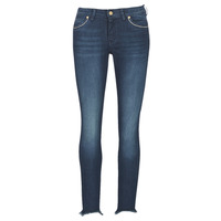 material Women slim jeans Kaporal CIAO Blue / Class