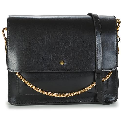 Bags Women Shoulder bags Petite Mendigote CHARLES Black