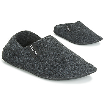 Shoes Slippers Crocs CLASSIC CONVERTIBLE SLIPPER Black