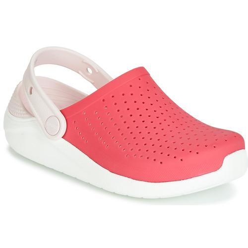 Crocs LITERIDE CLOG K Red / White