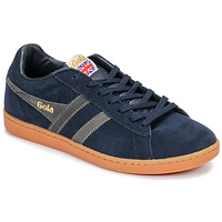 Shoes Men Low top trainers Gola EQUIPE SUEDE Blue