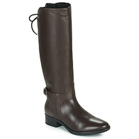 Shoes Women Boots Geox D FELICITY Brown