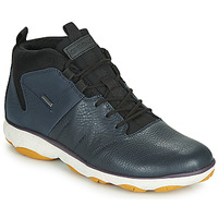 Shoes Men High top trainers Geox U NEBULA 4 X 4 B ABX Marine