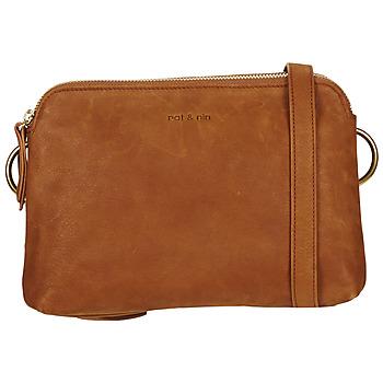Bags Women Shoulder bags Nat et Nin NAEL Brown
