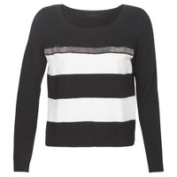 material Women jumpers Ikks BP18105-12 Ivory