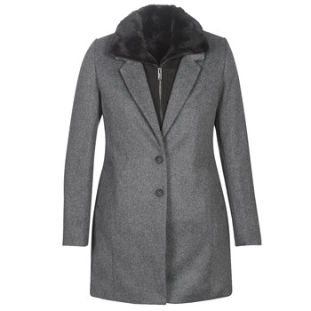 material Women coats Ikks BP44235-29 Grey