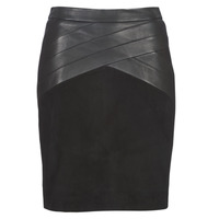 material Women Skirts One Step JENI Black