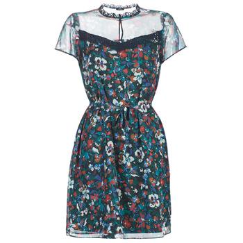 material Women Short Dresses One Step REKKA Green