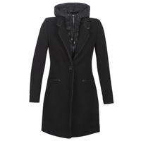material Women coats One Step DRISS Black