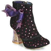 Shoes Women Ankle boots Irregular Choice OUTTA TIME Black