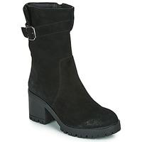 Shoes Women Boots Les Petites Bombes BOUM Black