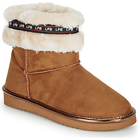 Shoes Women Mid boots Les Petites Bombes KITY Camel