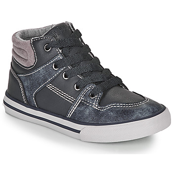 Shoes Boy High top trainers Chicco CAMILLO Blue / Grey