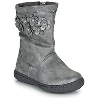 Shoes Girl Boots Chicco CLEDIA Grey