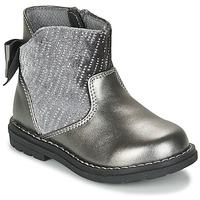 Shoes Girl Boots Chicco CORRY Grey